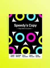 Speedy's copy services - Agrafages